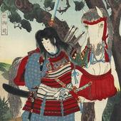 Female warriors from the Land of the Rising Sun