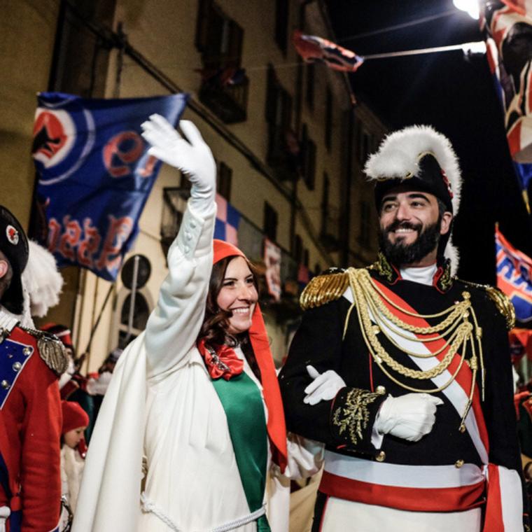 Storico Carnevale di Ivrea 2020