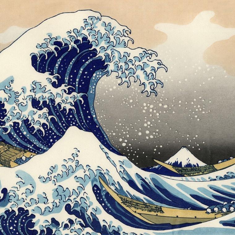Hokusai, Hiroshige, Hasui. Viaggio nel Giappone che cambia