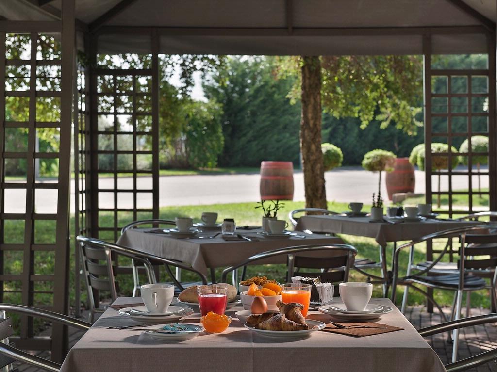 Breakfast - BW Hotel Langhe Cherasco