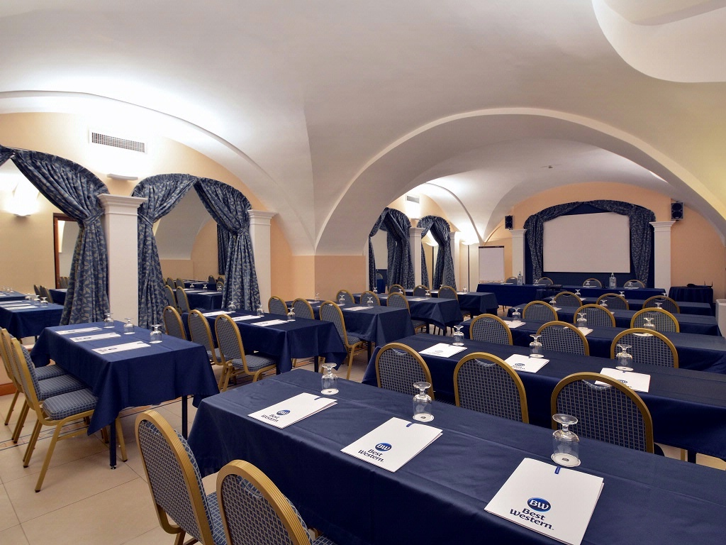 Sala meeting - BW Hotel Genio