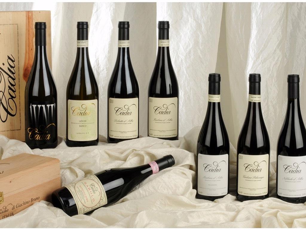 The Cadia wine