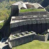 Il Forte di Exilles e il Gran Pertus