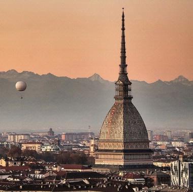 Torino è... uno sguardo dall'alto