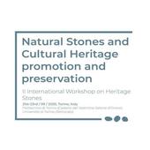 2nd International Workshop on Heritage Stones