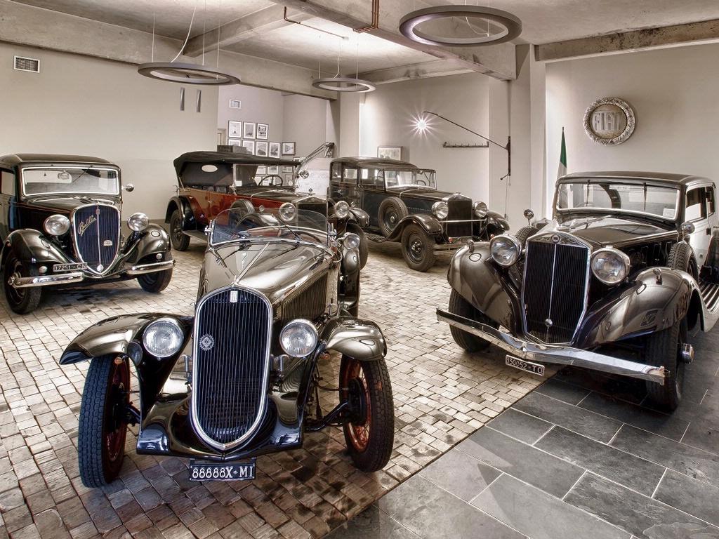Collezione privata auto d'epoca