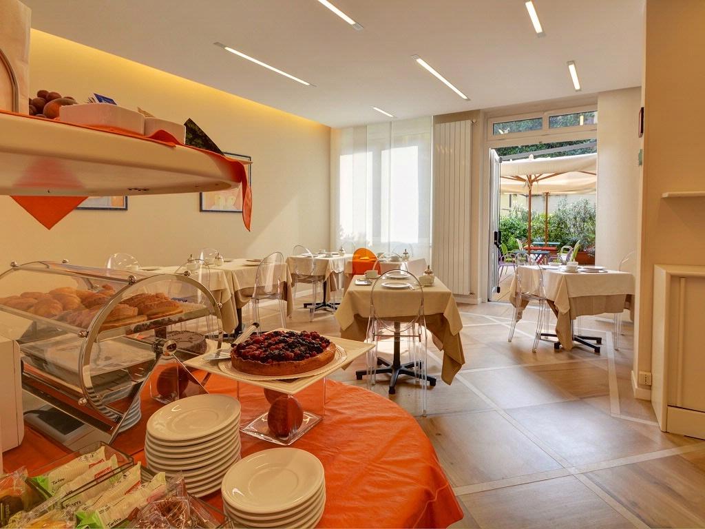 Sala colazioni - BW Hotel Crimea