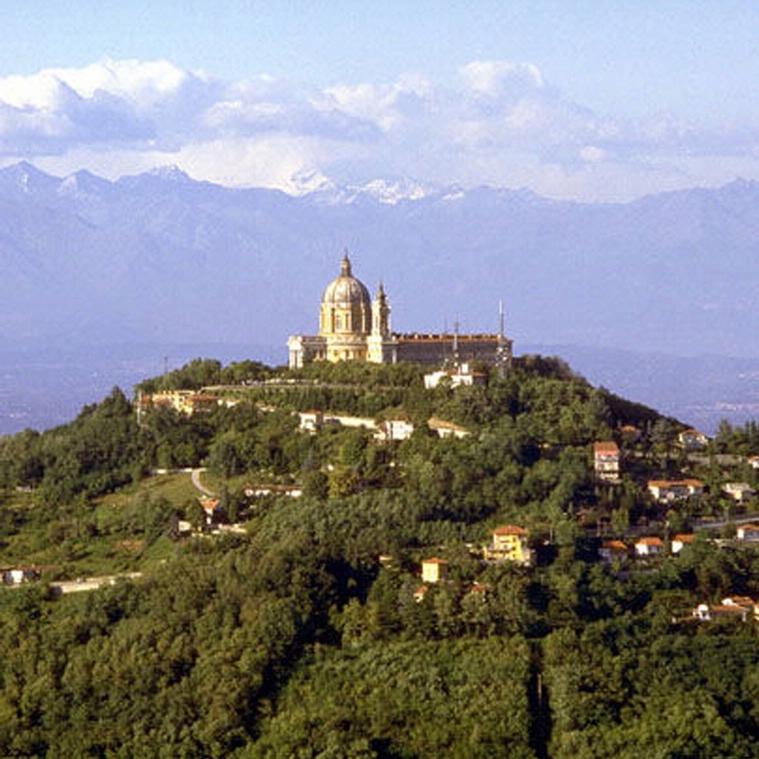 The Hills of Turin – Superga